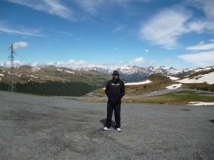 Gordon in Andorra