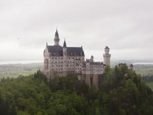 Schloss Neuschwanenstein