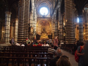 Cathedral in Siena