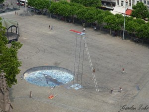 3D painting in Maastricht