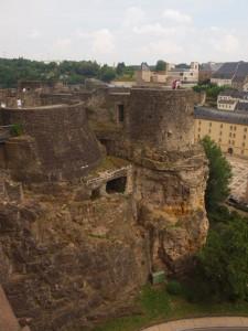 Casemate in Luxemburg
