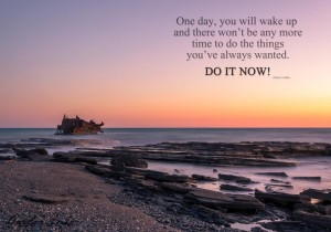 Der Tag wird kommen...